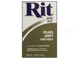 Rit Dye Powder: Rit Dye Powder 1 1/8 oz Pearl Grey