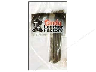Leather Factory Leather Factory Suede Lace: Leather Factory Tool Needle Lacing Two Pronged 10pc