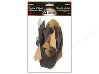Leather Factory Suede Trim Pack 1/2 lb Earth Tones