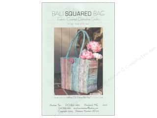 Bali Squared Bag Pattern