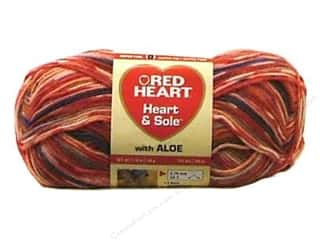 wool yarn: Red Heart Heart &amp; Sole Yarn  #3971 Antique Rose