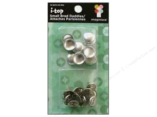 Imaginisce i-top Daddies Shell 16mm Brad 10pc