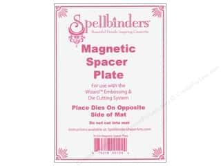 Dies Craft & Hobbies: Spellbinders Spacer Plate Magnetic