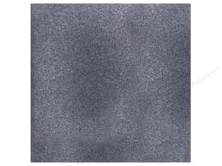 American Crafts 12 x 12 in. Cardstock Glitter Charcoal