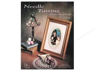 Needle Tatting From The Heart Book
