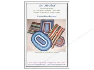 Gallery Books: Grizzly Gulch Gallery Get Hooked Pattern