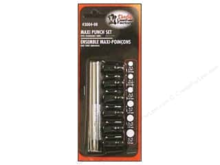 Leather Factory Tool Punch Set Maxi 6pc