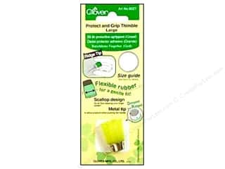 Weekly Specials Clover Bias Tape Maker: Clover Thimble Protect & Grip Large
