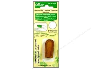 Finger Protector/Thimbles: Clover Thimble Natural Fit Medium