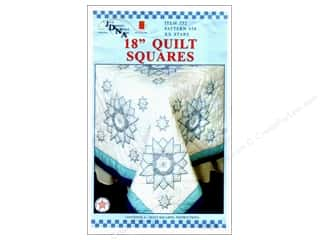 Jack Dempsey Quilt Square 18   Cross Stitch Stars