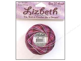 Handy Hands: Lizbeth Thread Size 20  #123 Grape Pizzazz