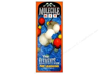 Crafting Kits: FloraCraft Styrofoam Kit Molecule Boxed