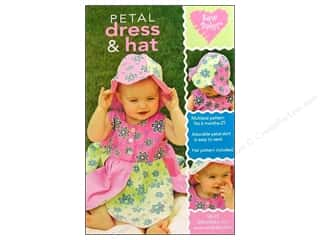 Sew Baby Inc: Sew Baby The Petal Dress Pattern