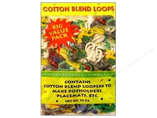 Wool & Novelty Company: Wool Novelty Weaving Loops Cotton Assorted 10oz