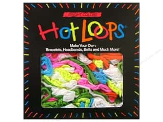 Wool Novelty Weaving Loops Hot Small Brights 2.7oz