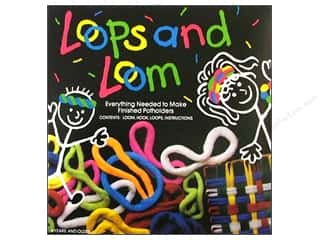 Wool Novelty Weaving Loom &amp; Loops Boxed Kit