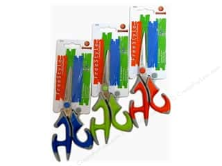 "Rotary Cutting Grey: Mundial Scissors FreeStyle All Purpose 5.5"" Assorted"