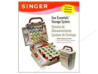 Weekly Specials Kid's Crafts: Singer Sewing Kits Sew Essential Storage System