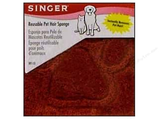 "Sponges: Singer Pet Hair Remover Sponge 4""x 4"""