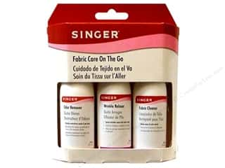 Liquid Cleaners / Gel Cleaners: Singer Fabric Care On the Go Set 3pc