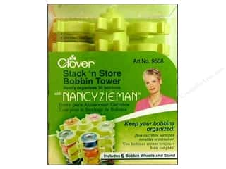 Weekly Specials Sewing: Clover Zieman Stack N Store Bobbin Tower