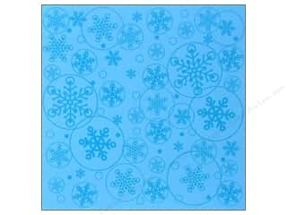 Glazed Bazzill Cardstock: Bazzill Cdstk 12x12 15pc Glz Blizzard Ocean UPC