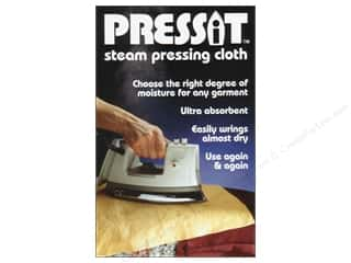 Weekly Specials Pressing Aids: Blue Feather Pressit Steam Pressing Cloth Orange