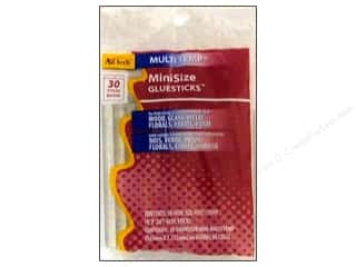 MultiTemp Hot Glue Stick Mini 4 in. 30 pc. by Ad Tech