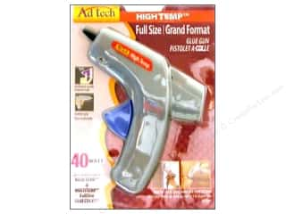 hot glue: Ad Tech Glue Gun Standard High Temp