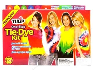 Tulip Dye Kits One Step Tie Dye Rainbow 5 Color