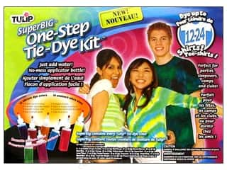 Tulip Dye Kits One Step Tie Dye Super Big