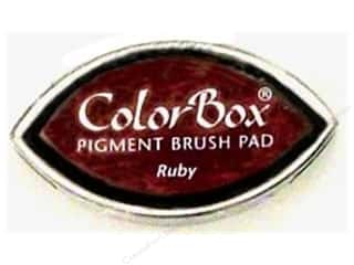 Clearsnap ColorBox Pigment Inkpad Cat's Eye: ColorBox Pigment Inkpad Cat's Eye Ruby