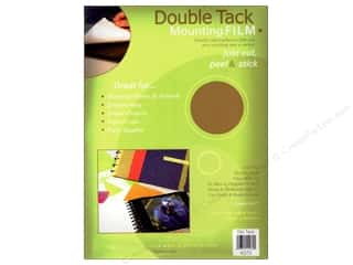 "Grafix Grafix Funky Film 9""x 12"" 12pc: Grafix Double Tack Film 9""x 12"" 3pc"