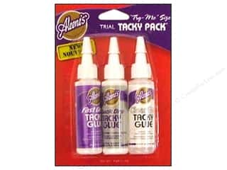 Semi-Annual Stock Up Sale Aleene's Tacky Glue: Aleene's Tacky Pack 3 pc. Fast Grab/Quick Dry/Clear Gel