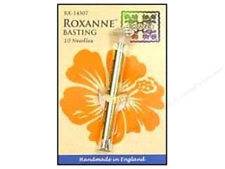 Clover Sewing & Quilting Needles, Pullers, Cases & Threaders Needles / Hand Needles Darning Needle: Roxanne Hand Needles Extra Long Basting 10pc