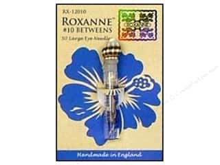 Quilting Hand Needles: Roxanne Hand Needles Quilting/Betweens Large Eye 50pc Size 10