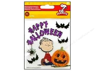 EK Peanuts Stickers 3D Linus Halloween