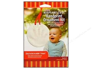 Sculpey Keepsake Clay Kit Handprint Ornament