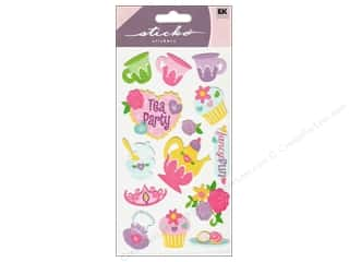 EK Sticko Stickers Tea Party
