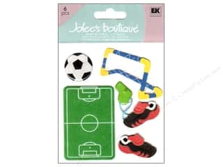 Jolee&#39;s Boutique Stickers Kids Soccer