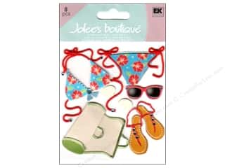 Jolee&#39;s Boutique Stickers Beach Fashion