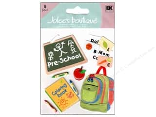 Clearance Blumenthal Favorite Findings: Jolee's Boutique Stickers Preschool