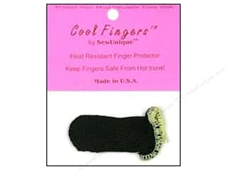 Heat Tools Hot: Sew Unique Cool Fingers Protector