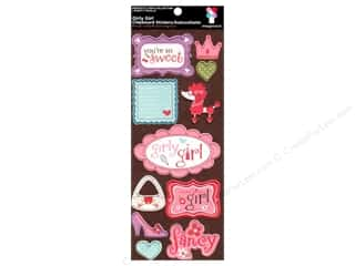 Imaginisce Sticker Perfectly Posh Chip Girly Girl