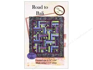 Road To Bali Pattern