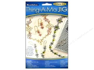 beadalon wire working tools: Beadalon Tools Thing-A-Ma-Jig Deluxe