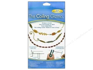 beadalon wire working tools: Beadalon Tools Coiling Gizmo