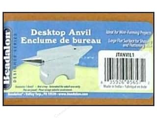 Beading &amp; Jewelry Making Supplies: Beadalon Tools Designer Desktop Anvil Mini Horn