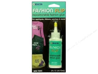Beacon Glue Fashion Flip Repositionable 2oz Card