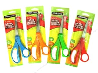 "Weekly Specials Kids Crafts: Fiskars Scissor Scissors 7"" Student Assorted"